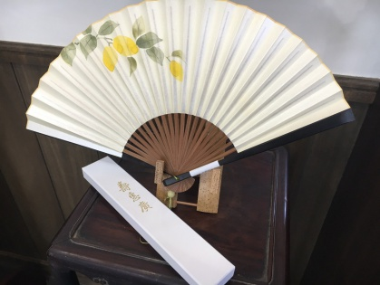 宮脇売扇庵の扇子イメージ