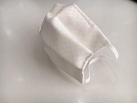 洗える高機能抗シルクマスク